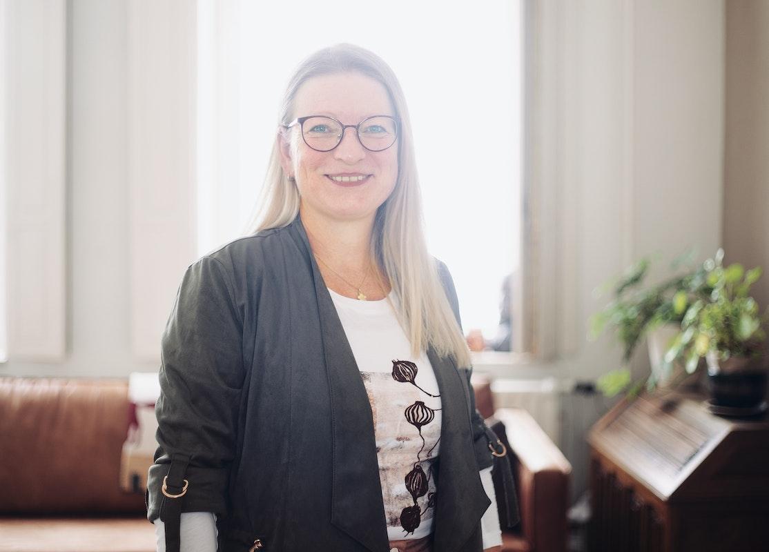 Portretfoto Sonja