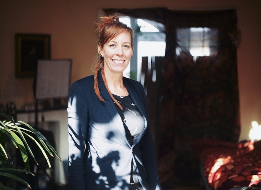 Portretfoto Mariska
