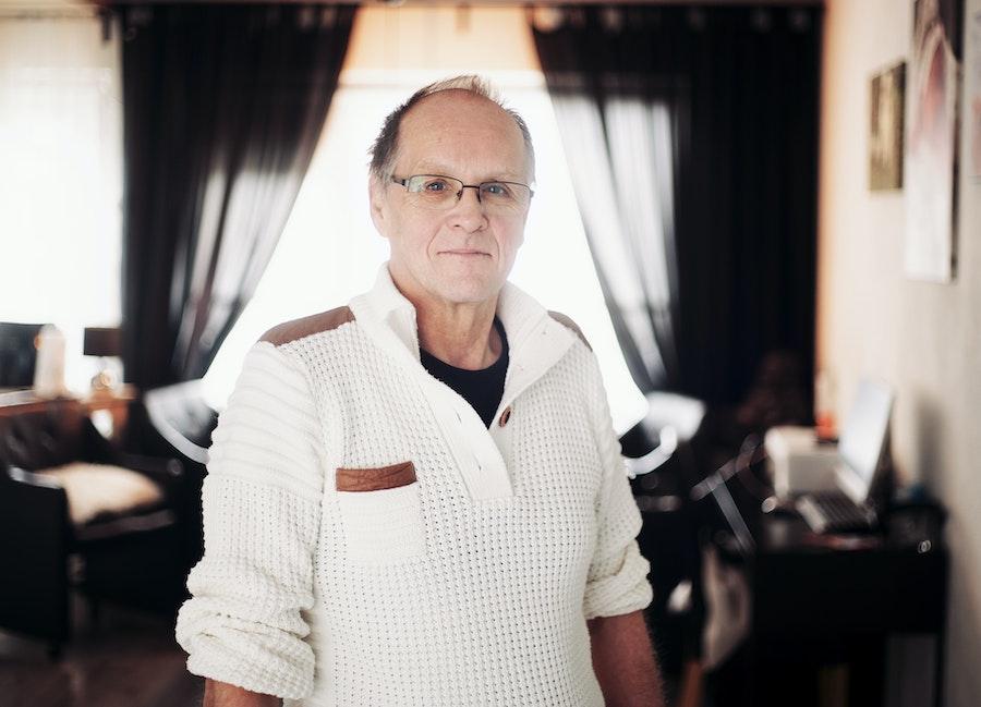 Portretfoto Jaap