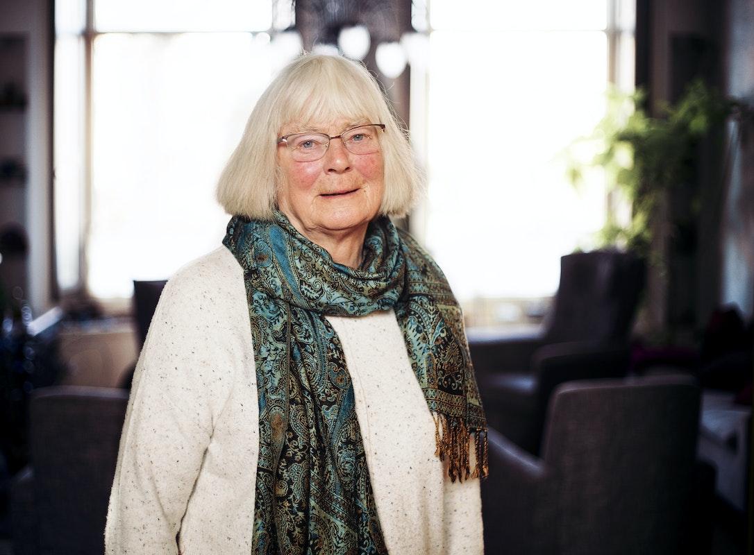Portretfoto Janneke